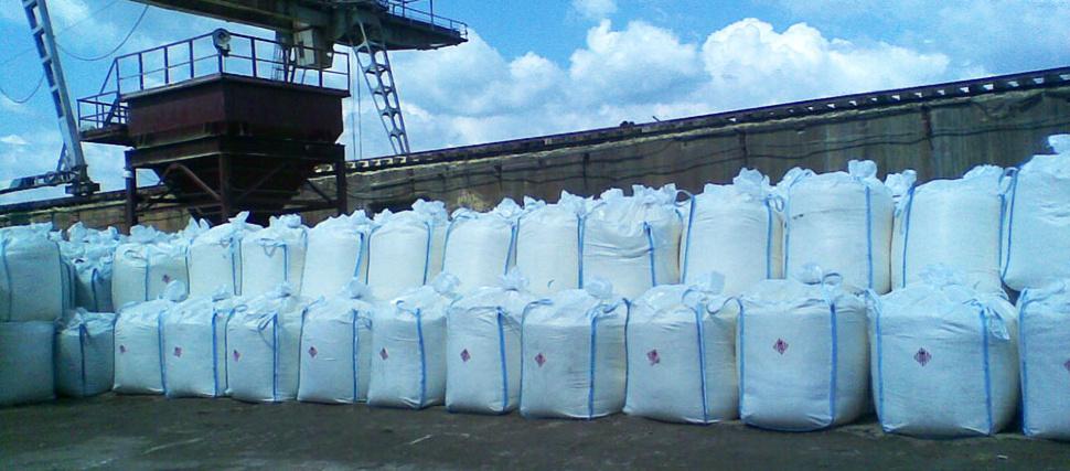 Перевозка химически опасных веществ в мягких контейнерах big-bag