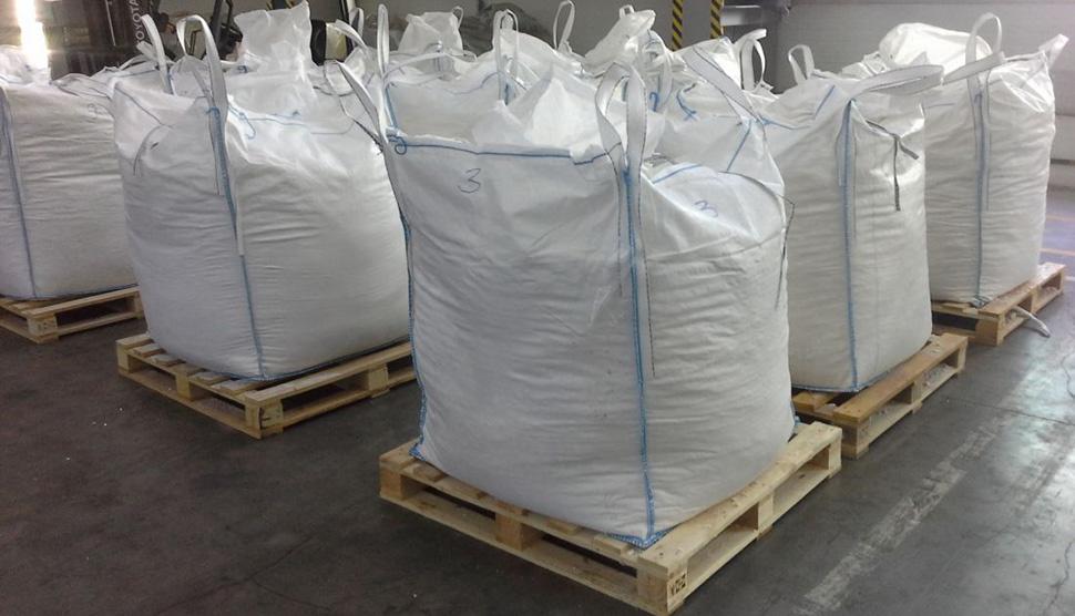 Особенности консервирования влажного зерна в бигбэгах